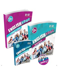 9. Sınıf English Hood A1-A2 Students Book, Workbook, Grammar-Reading Book Yds Publishing